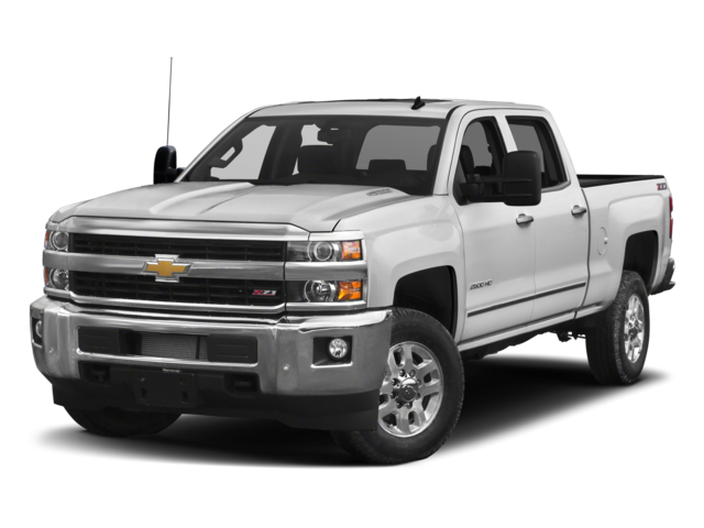 2018 Chevrolet Silverado 2500HD High Country 4D Crew Cab