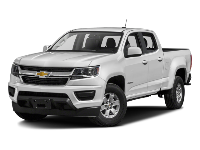 2018 Chevrolet Colorado Work Truck 4D Crew Cab