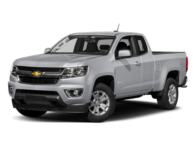 2018 Chevrolet Colorado LT Extended Cab Pickup