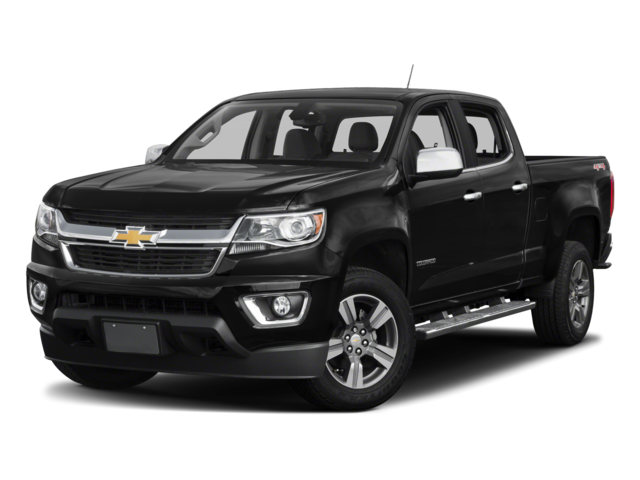 2018 Chevrolet Colorado 4x2 LT 4dr Crew Cab 6 ft. LB Truck