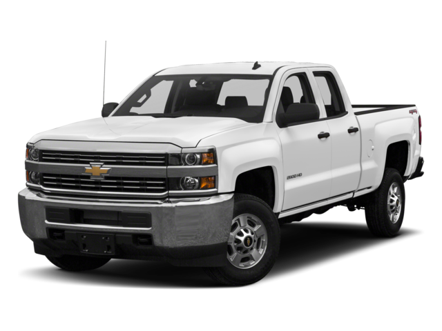2018 Chevrolet Silverado 2500HD LT Double Cab