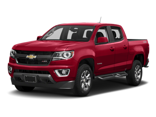2018 Chevrolet Colorado Z71 4D Crew Cab