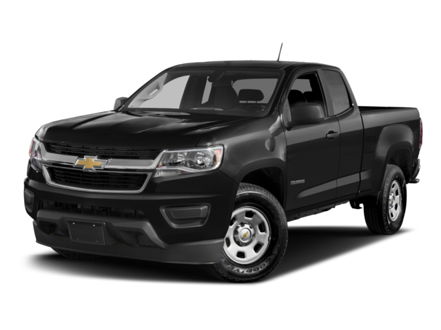 2018 Chevrolet Colorado Work Truck 4D Extended Cab