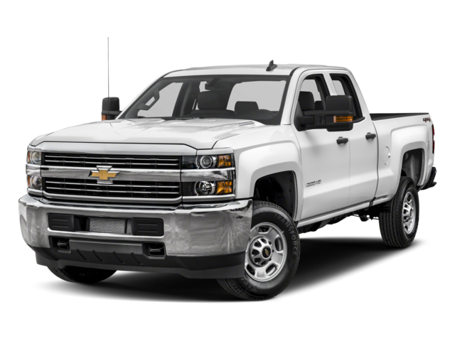 2018 Chevrolet Silverado 2500HD Work Truck Double Cab