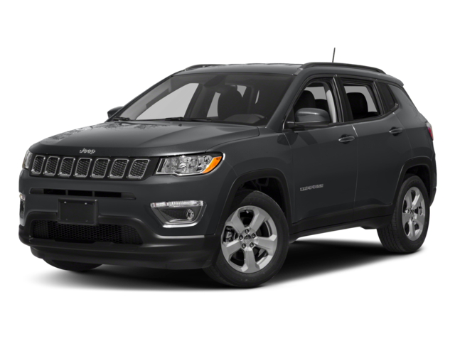2017 Jeep Compass 4WD Limited Sport Utility