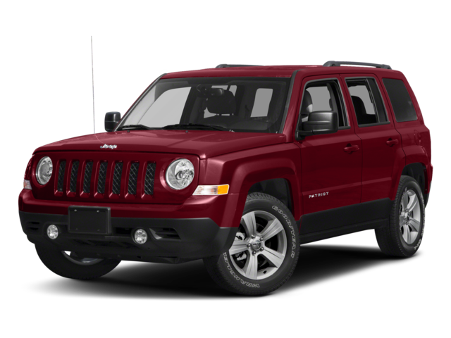 2017 Jeep Patriot High Altitude 4D Sport Utility