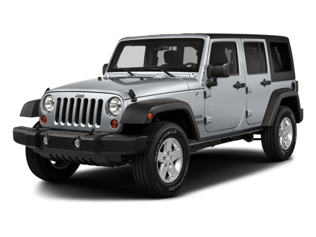 2017 Jeep Wrangler Unlimited Freedom Convertible