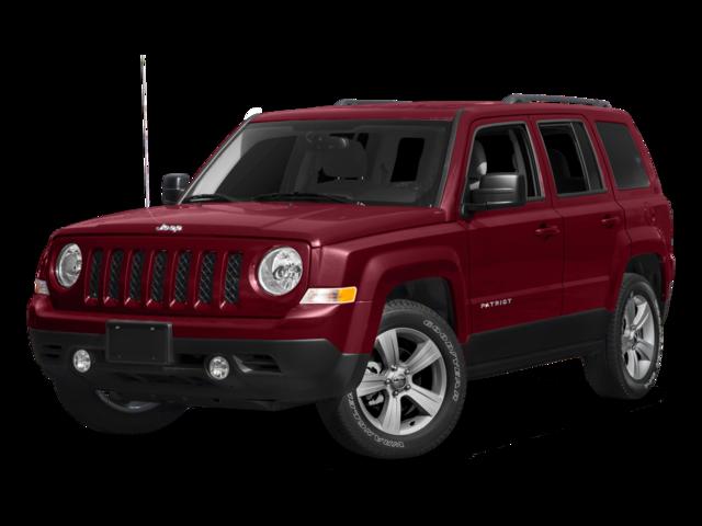 Pre-Owned 2017 Jeep Patriot Latitude