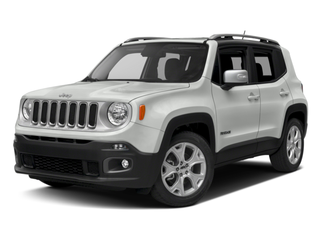 2017 Jeep Renegade Limited 4D Sport Utility