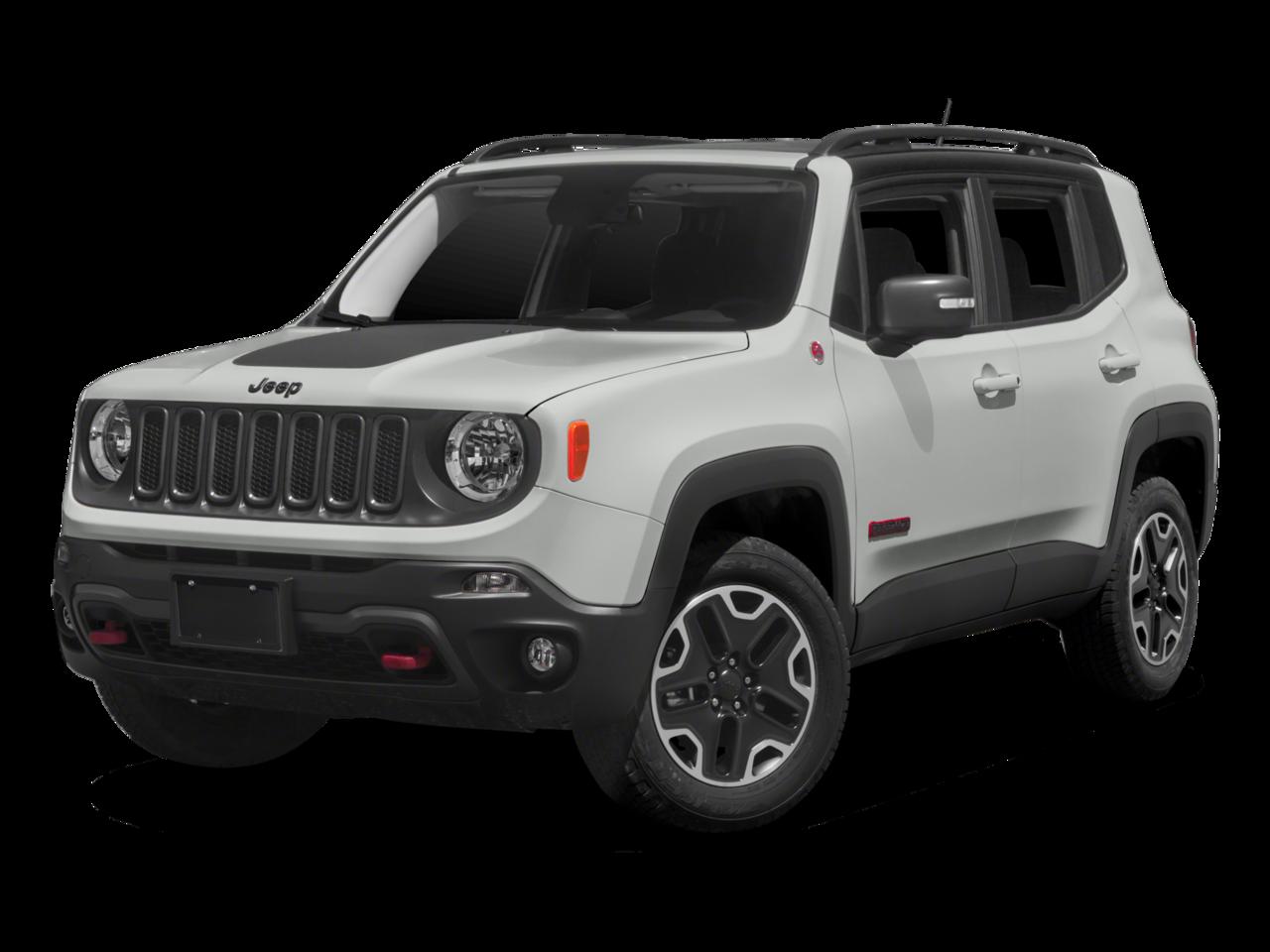2017 Jeep Renegade Trailhawk Sport Utility