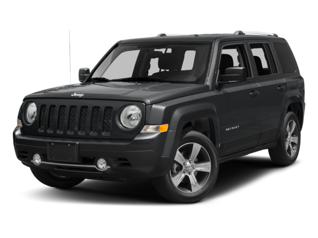 2017 Jeep Patriot Latitude 4D Sport Utility