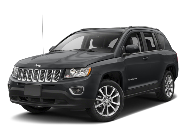 2017 Jeep Compass High Altitude 4D Sport Utility