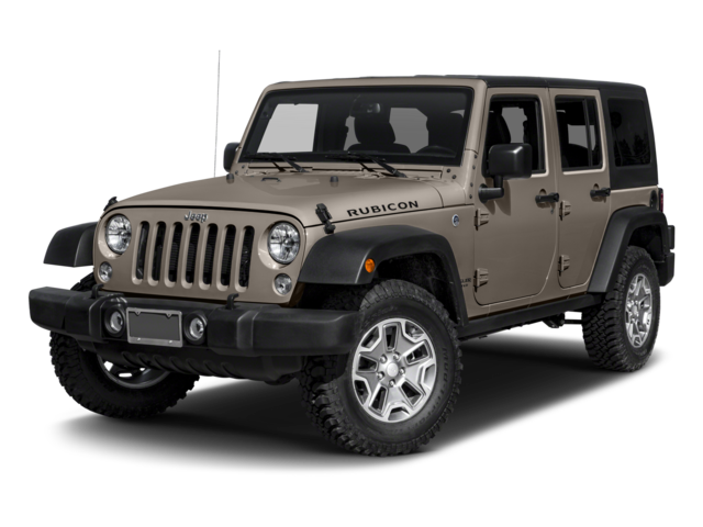 2017 JEEP Wrangler JK Unlimited Rubicon Sport Utility