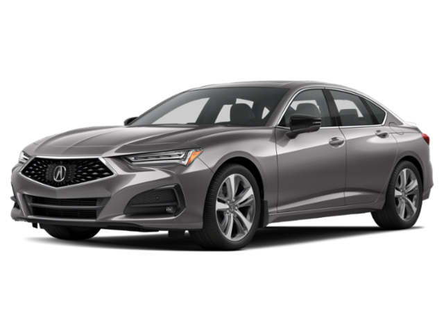 New 2021 Acura TLX Advance With Navigation & AWD