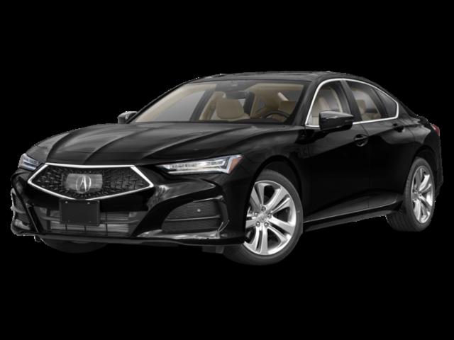 2021 Acura TLX Tech Sedan