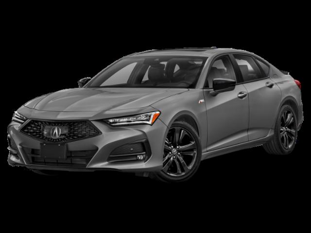 2021 Acura TLX Base 4D Sedan