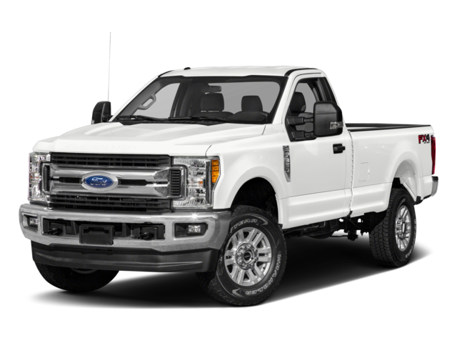 2017 Ford Super Duty F-250 SRW XL 4WD Reg Cab 8' Box