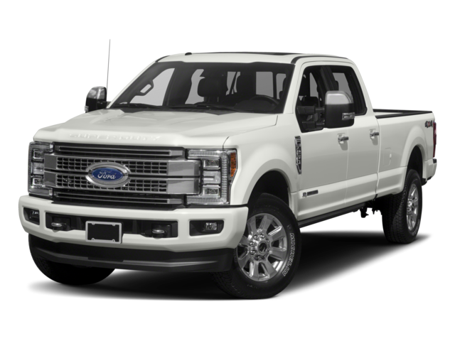 2017 Ford Super Duty F-250 SRW Platinum Crew Cab Pickup