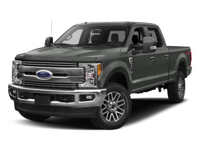 2017 Ford Super Duty F-250 SRW Lariat Crew Cab Pickup