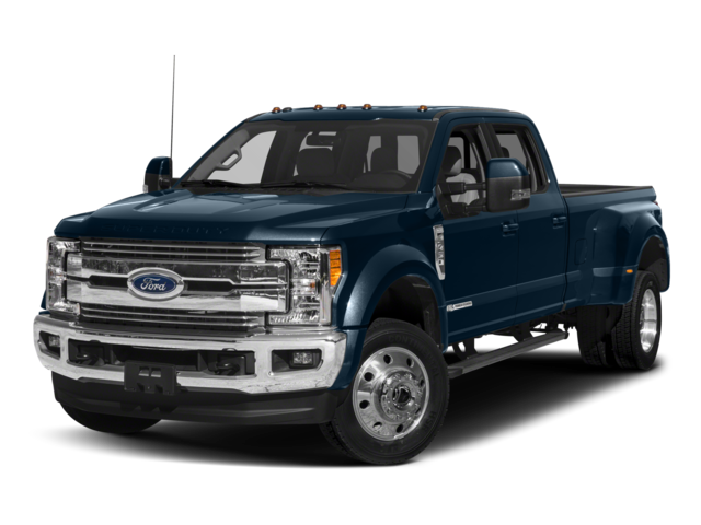 2017 Ford F-450SD XL 4D Crew Cab