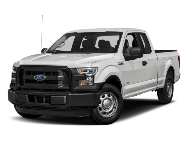 2017 Ford F-150 2WD SUPERCAB 145  XLT