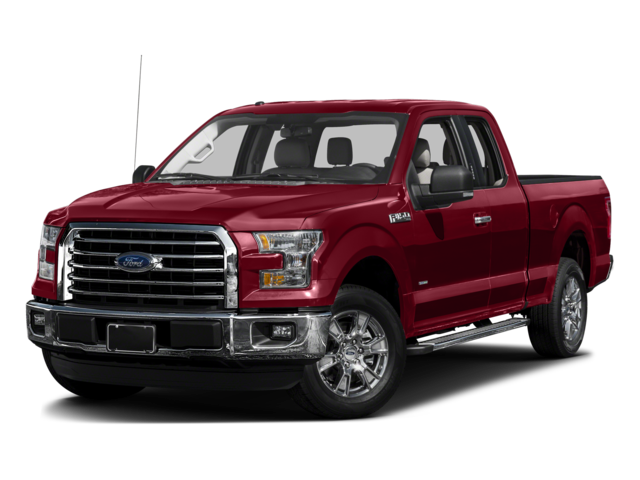 2017 Ford F-150 XLT Super Cab