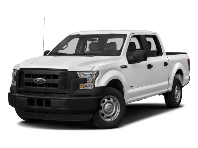 2017 Ford F-150 XL Crew Cab Pickup