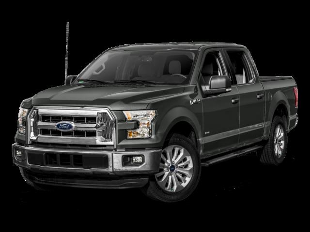 2017 Ford F-150 XLT SuperCrew Pickup w/ 5'5 truck box