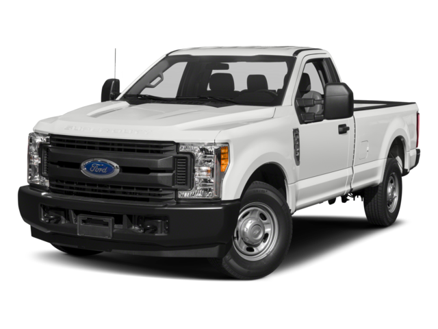 2017 Ford Super Duty F-250 SRW XL Regular Cab Pickup