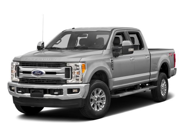 2017 Ford Super Duty F-350 SRW XLT 4WD Crew Cab 6.75' Box