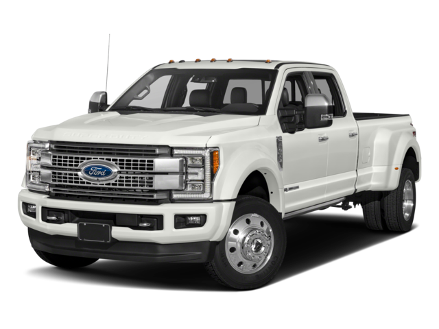2017 Ford Super Duty F-450 DRW Platinum
