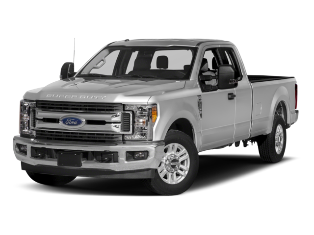 2017 Ford F-250 4WD SUPERCAP