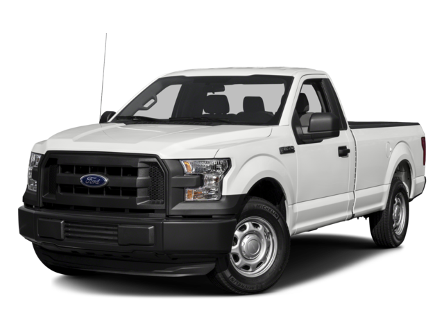 2017 Ford F-150 XL Regular Cab Pickup