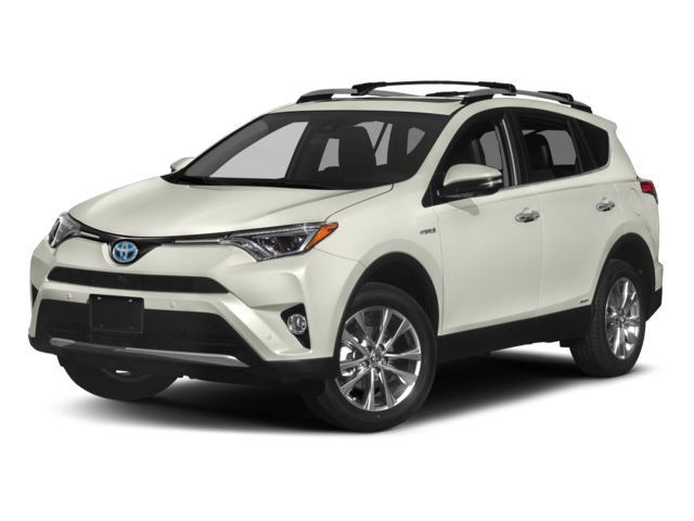 2017 Toyota RAV4 Hybrid HYBRD LTD 4D Sport Utility