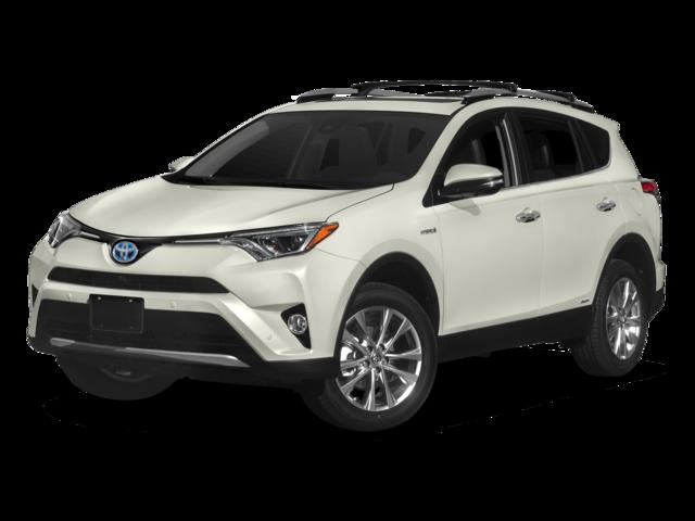 2017 Toyota RAV4 Hybrid HYBRID LTD AWD SUV AWD Limited 4dr SUV
