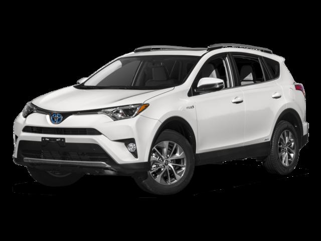 2017 Toyota RAV4 Hybrid XLE AWD (Natl) Sport Utility