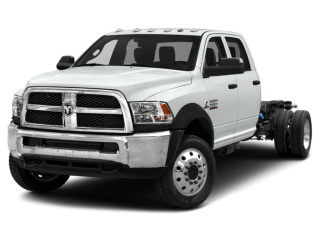 2018 Ram 5500 Chassis 5500 Crew Cab Chassis-Cab