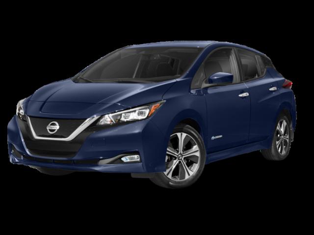 2020 Nissan Leaf S Plus 4D Hatchback