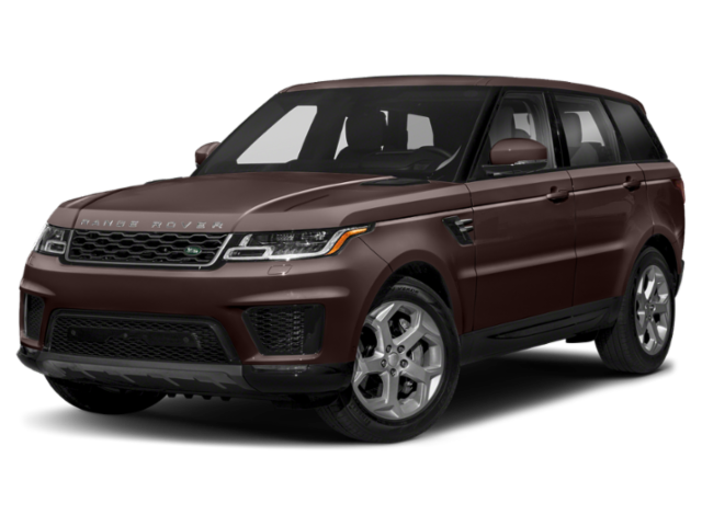New 2022 Land Rover Range Rover Sport HSE Silver Edition