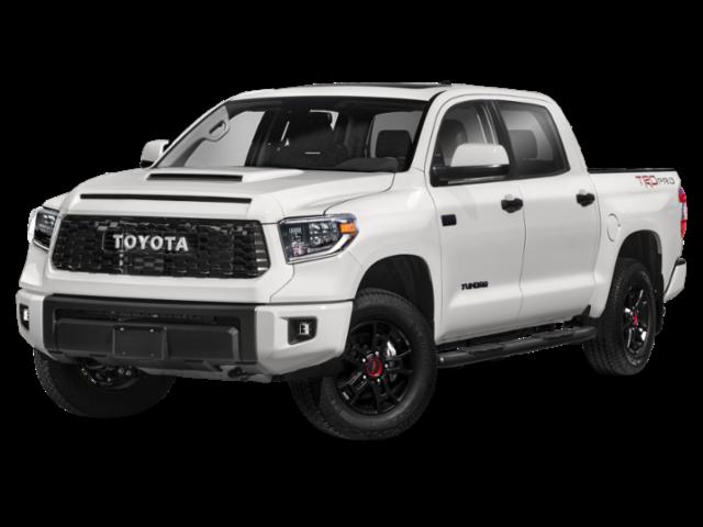 New 2021 Toyota Tundra 4WD TRD Pro