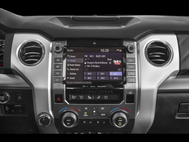 New 2021 Toyota Tundra 2WD Platinum CrewMax 5.5' Bed 5.7L (Natl)
