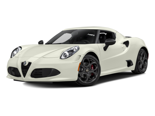 2017 Alfa Romeo 4C Coupe Base Coupe