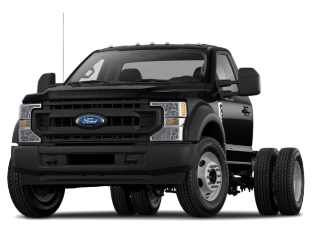 2021 Ford F-550SD XL Regular Cab Chassis-Cab