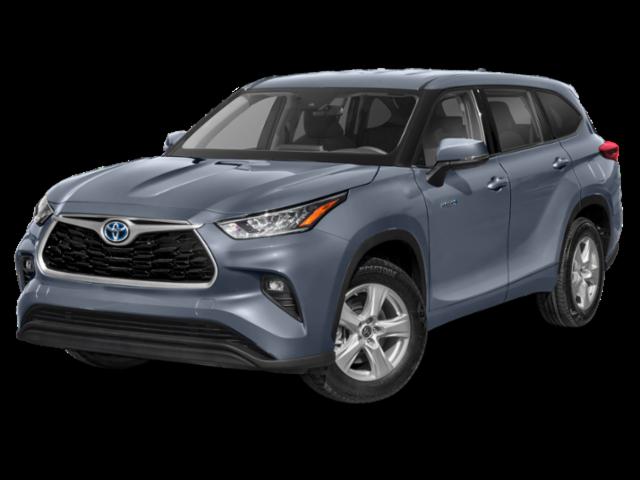 2022 Toyota Highlander Hybrid Limited