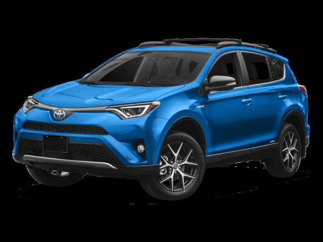 2018 Toyota RAV4 Hybrid SE Sport Utility