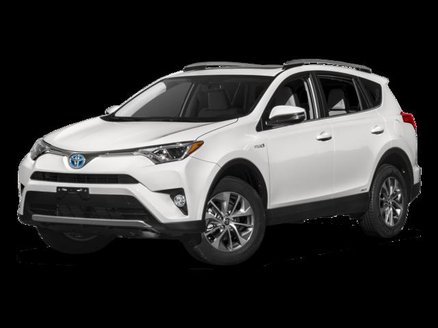 2018 Toyota RAV4 Hybrid LE+ Sport Utility