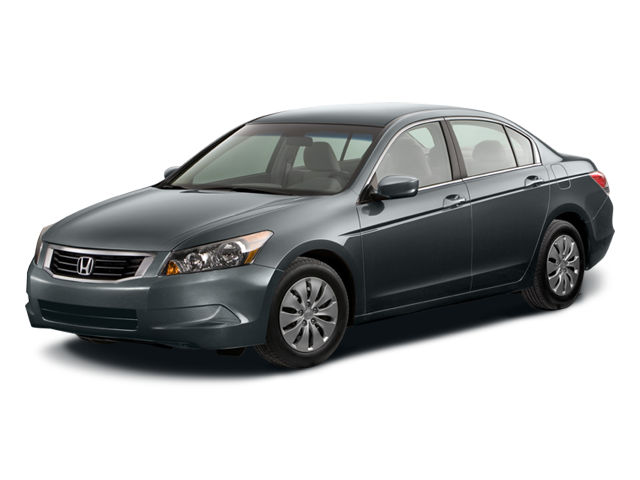 Pre-Owned 2008 Honda ACCORD LX SEDAN 4