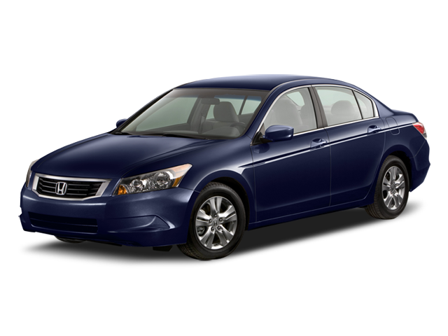 Pre-Owned 2008 Honda ACCORD LX-P Sedan