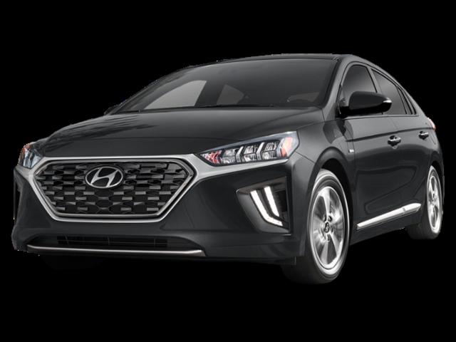 2021 Hyundai Ioniq Plug-In Hybrid Limited Hatchback