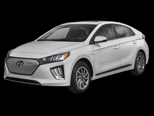 2021 Hyundai Ioniq Electric Limited Hatchback